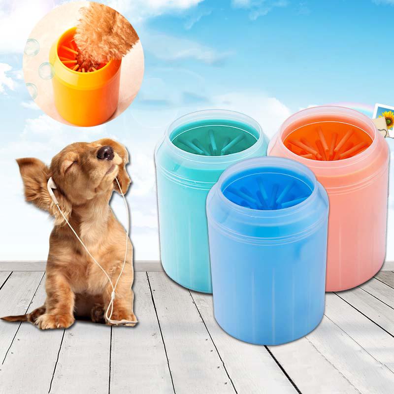 Limpa as patinhas de Pets | Limpa as patas de cachorro | Limpa as patas de gatos