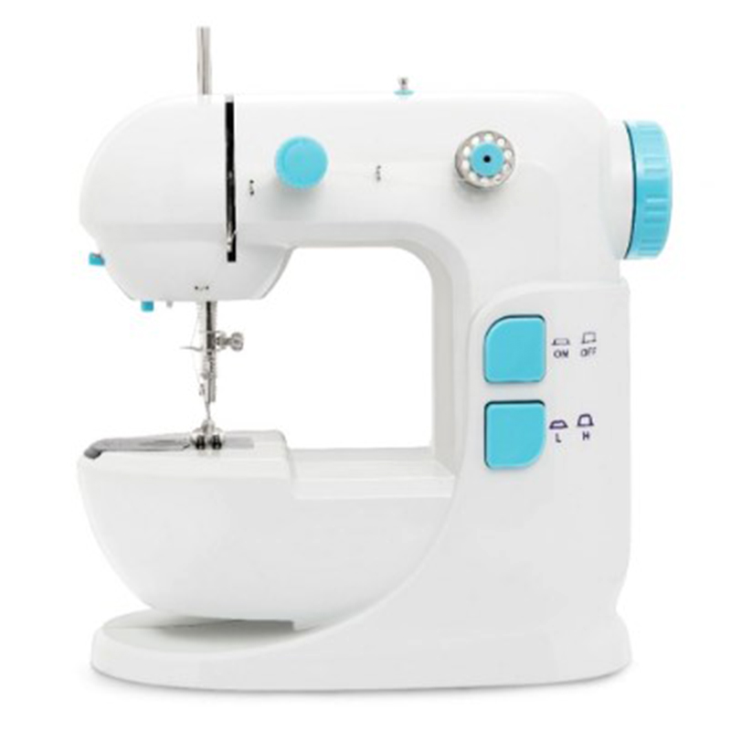 Mini Portable Handheld Sewing Machines Stitch Sew Needlework Cordless Clothes Fabrics Electric Sewing Machine Eu Plug