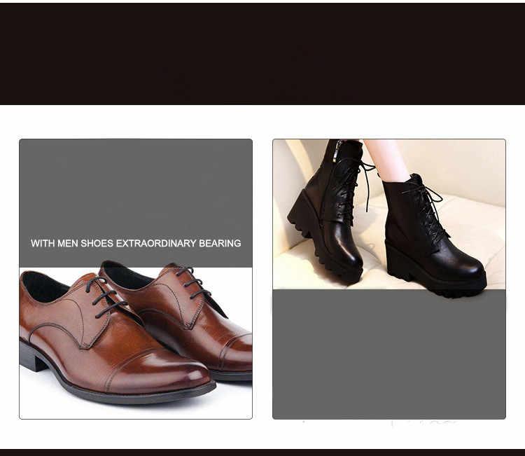 1 çift 80/100/120/140 CM Mumlu Yuvarlak Ayakkabı bağcıkları Moda Su Geçirmez Kadın Erkek Botları Spor deri Ayakkabı Ayakkabı Bağı Ayakkabı Aksesuarları