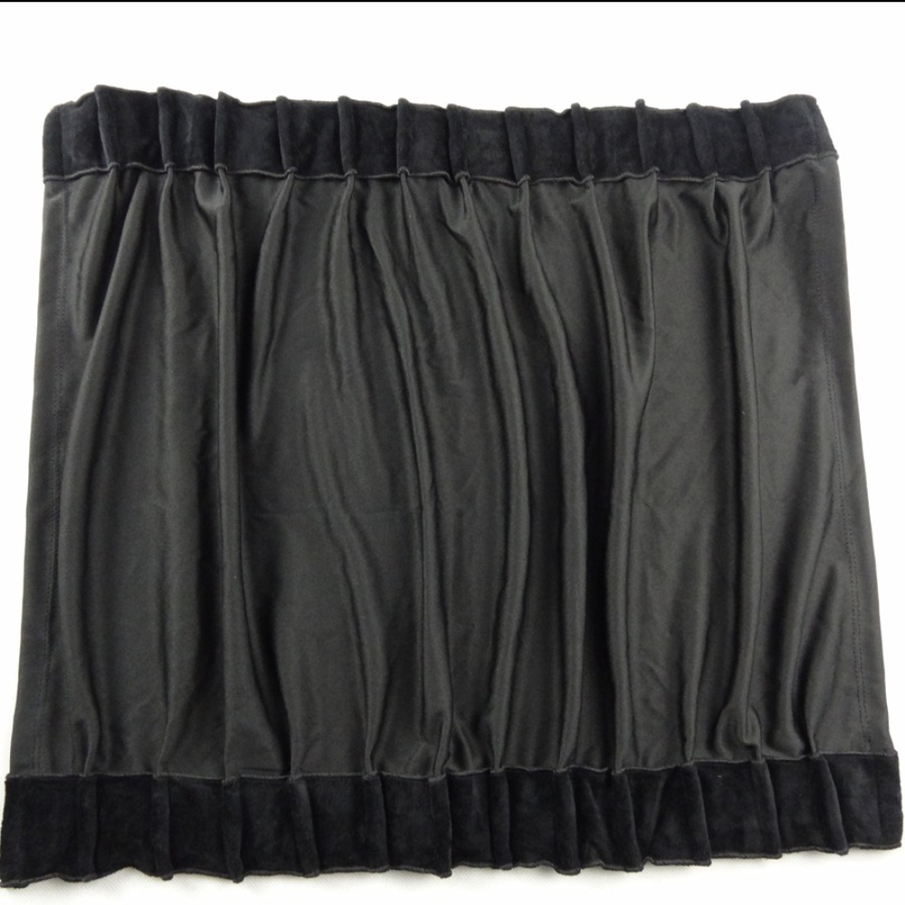 One Set Junction Produce Jp Car Luxury Vip Black Curtains Uv