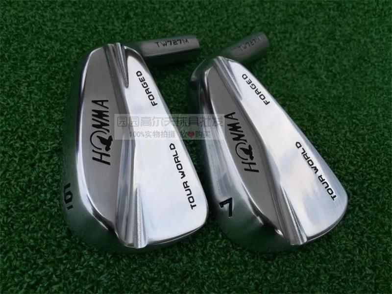 Playwell honma  727M  forged  carbon steel  with  CNC cavity  golf iron heads-1