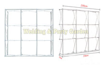 Flower Wall Stand Aluminum Flower Backdrop Frame Good Quality wedding props
