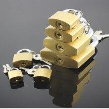 Professional security anti-theft drawer padlock tsa travel door lock for luggage rust-proof mailbox