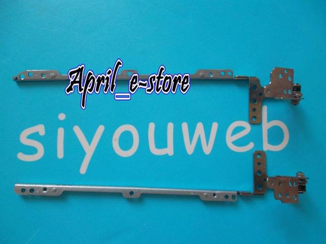 NEW for Asus EeePC X101CH X101H X101 X101C LCD Screen Hinges Left and Right ,Free shipping