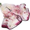 Mecall Tech mujeres Tree impresión del abrigo del mantón de la bufanda del Sarong suave largo de la gasa de la estola bufandas envío gratis