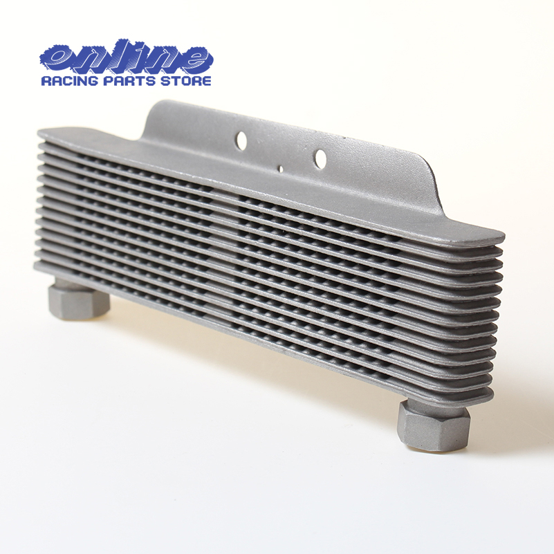 High Performance Engine Oil Cooler radiator For Dirt Pit Bike Monkey Racing Motorcyle refires accessories Kayo