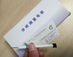 Antioxidant Auxiliary Electrode of 10*10*0.1mm Working Electrode with Platinum-plated Black Platinum Plate Electrode