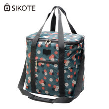 Sikote Портативная сумка холодильник для женщин изоляционный