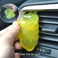 Teclado Limpo Cola Gel Interior do carro Painel Air Vent Saída Dashboard Magia Poeira Ferramenta de Limpeza Laptop Esponja Removedor de Lama