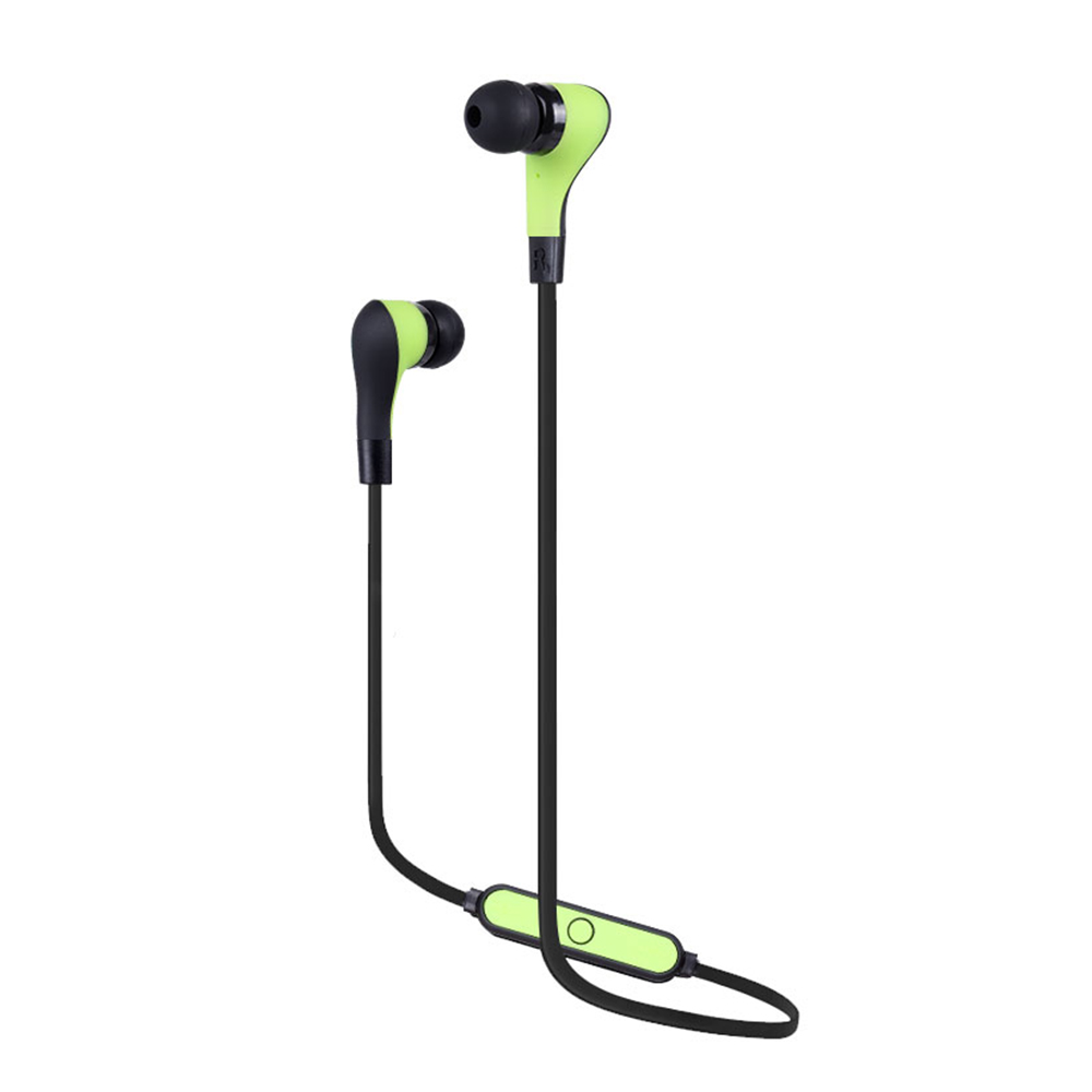Fashion Wireless Bluetooth 4.1 Earphone Portable Stereo Headset Noise Cancelling  With Mic for iPhone 7 ttlife q26 stereo noise cancelling earphone ultra mini car calls bluetooth wireless headset with mic for iphone 7 android psp
