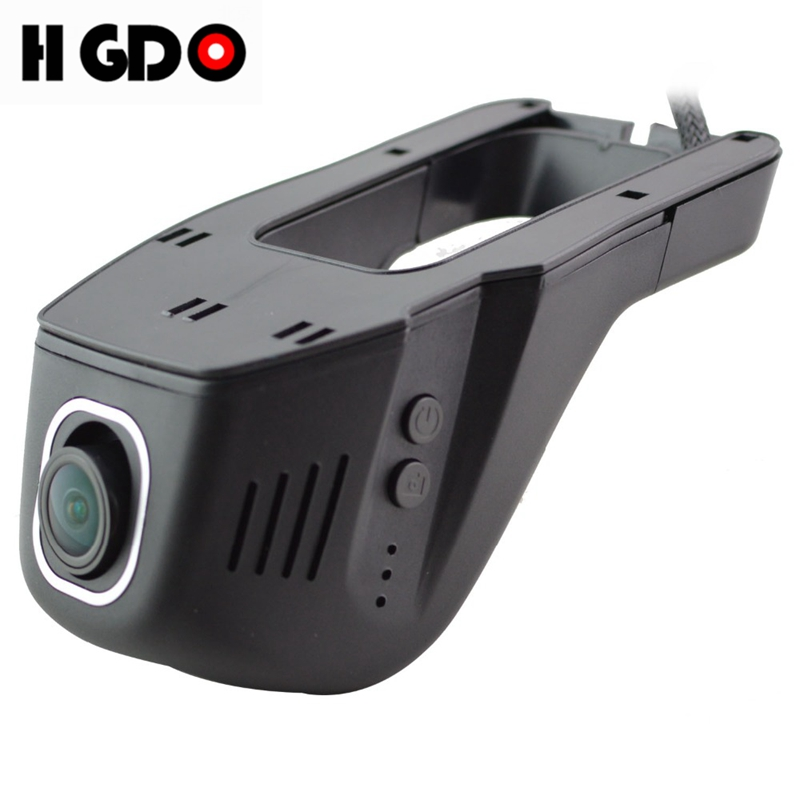 HGDO WIFI Car DVR DVRs Novatek96658 IMX 322 Registrator Dash Camera Cam Digital Video Recorder Camcorder 1080P Night Version wifi car dvr dash cam camera digital video recorder full hd 1080p novatek 96655 imx 322 for vw touareg 2014 2015 registrator