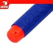 цена на 50pcs soft head darts 7.2cm Refill for Nerf Series Blasters Kid Toy Gun