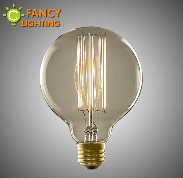buy vintage edison light bulb g125. Black Bedroom Furniture Sets. Home Design Ideas