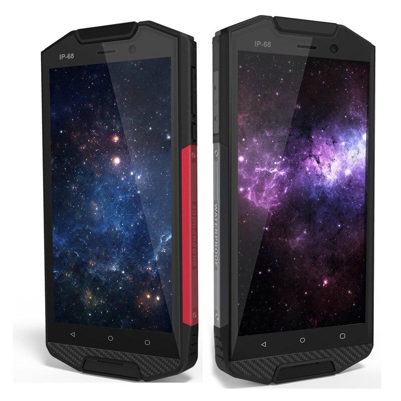 IP68 водонепроницаемый F3000 мобильного телефона 4G LTE Android 6,0 MTK6735 четыре ядра прочный смартфон 2 ГБ 16 ГБ 8MP gps ГЛОНАСС в наличии