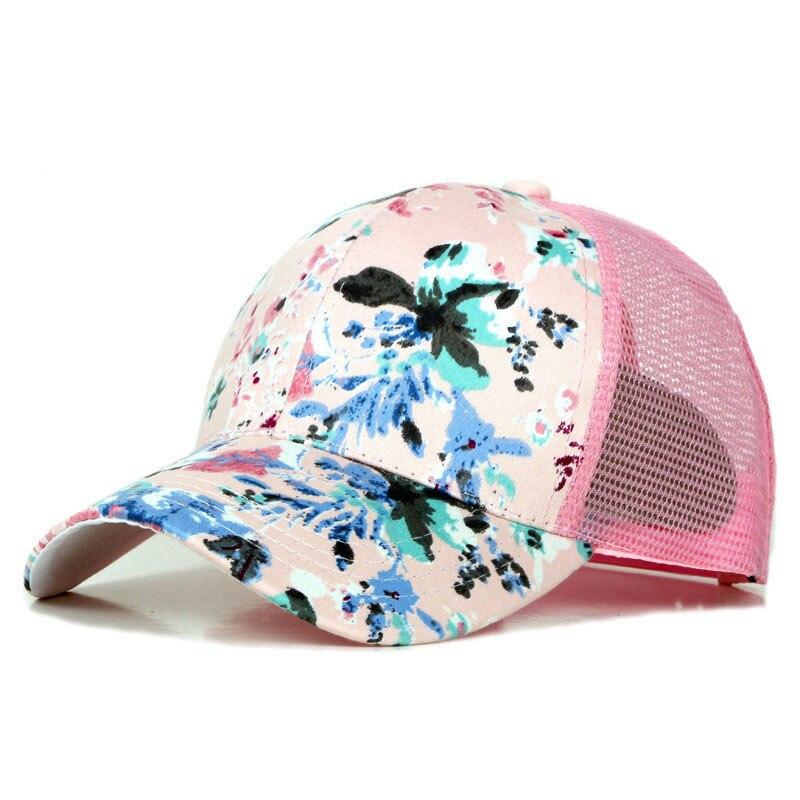 Baseball Cap For Women Hats Mesh Cap Street wear Hip Hop Vintage Golf Bone Pokemon K-Pop Casquette Snap back Black Luxury Brand