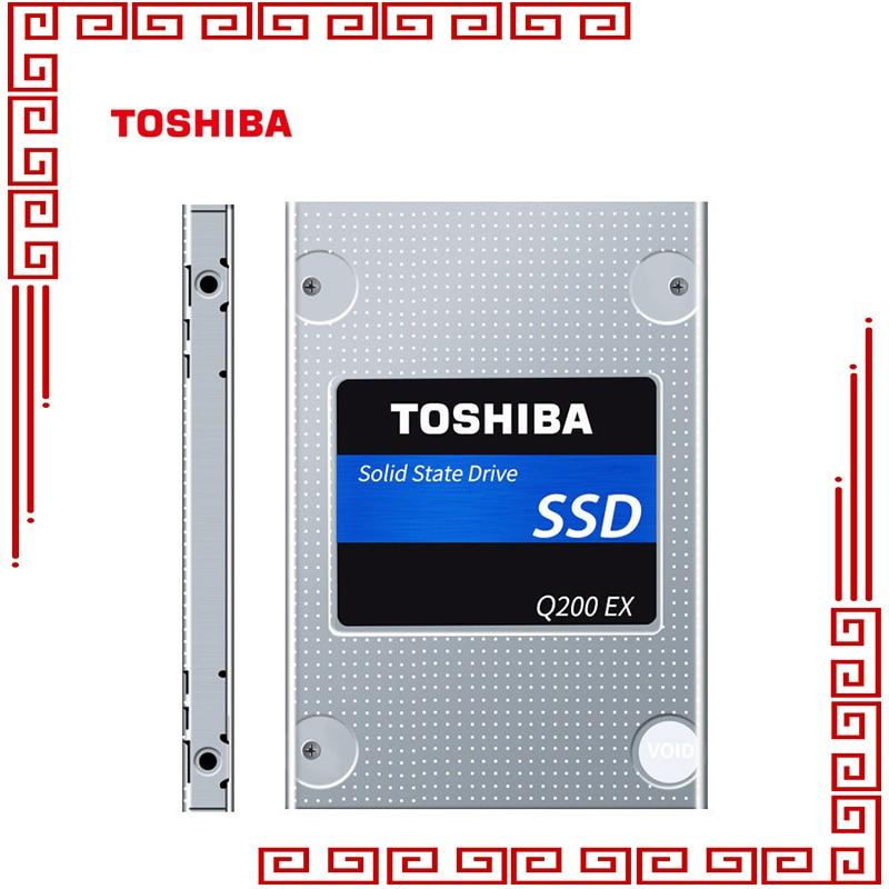 TOSHIBA Q200 EX disque SSD intégré 240 GB MLC disque dur 2.5