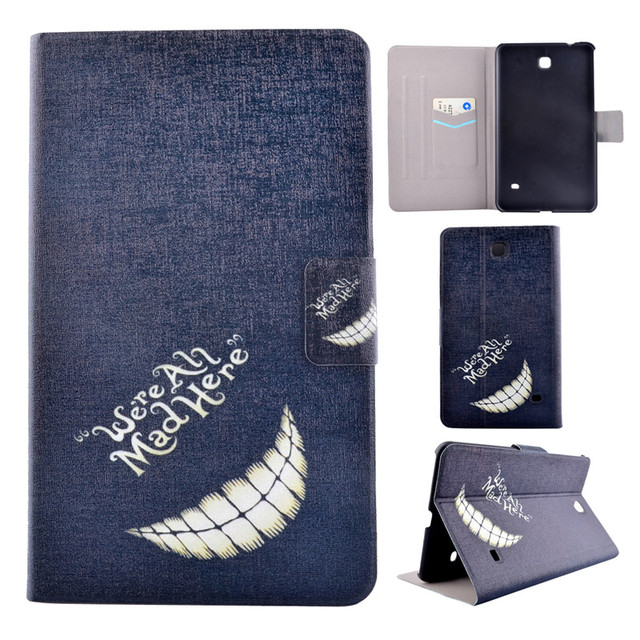 Cover Case For Samsung Galaxy Tab 4 Tab4 7.0 T230 T231 T235