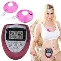 Alívio Da Dor Muscular Firmer Massageador mama Saudável das mulheres big Breast Enhancer Enlarger alargamento cuidados dispositivo de Massagem máquina