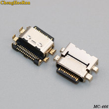 ChengHaoRan 1pcs Micro USB Jack Power for Xiaomi 8se MAX 2 Charging Port Socket Connector Repair replacement Parts стоимость