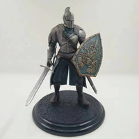 Movie Dark Souls Faraam Knight Artorias Action Figure Anime Collectible Model The Abysswalker PVC VOL 1
