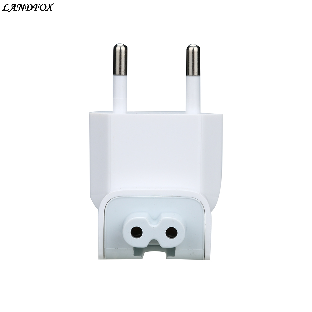 Europe EU Wall Plug For Apple MacBook Pro Retina Air for iPad for iPhone Charger Adapter