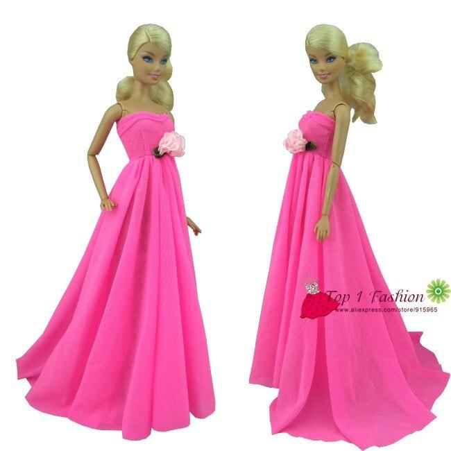 Envío libre 2 sets = rosa fiesta de noche vestido de novia para ...