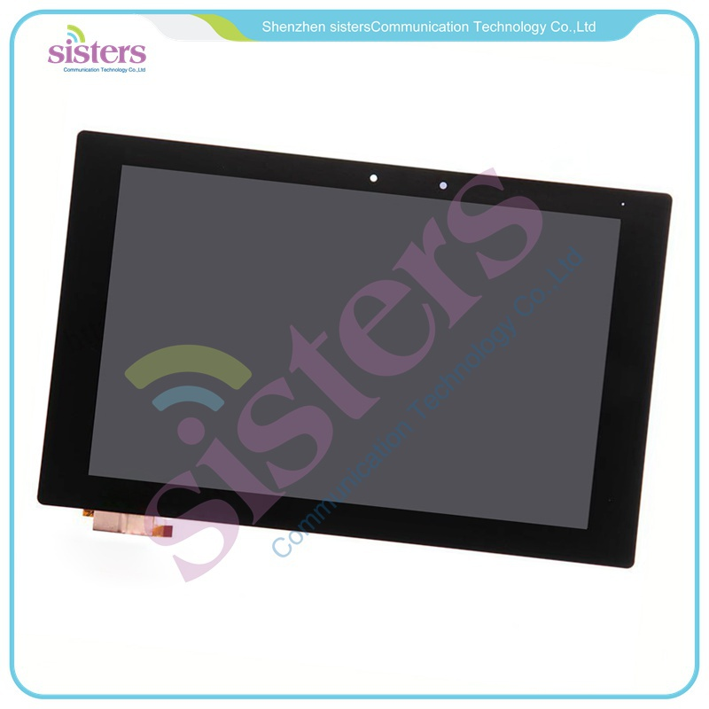 Großhandel LCD Display + Digitizer Touch <font><b>Screen</b></font> Ersatz Für <font><b>Sony</b></font> <font><b>Xperia</b></font> <font><b>Tablet</b></font> <font><b>Z2</b></font> Gen SGP511 SGP512 SGP521 SGP541 image