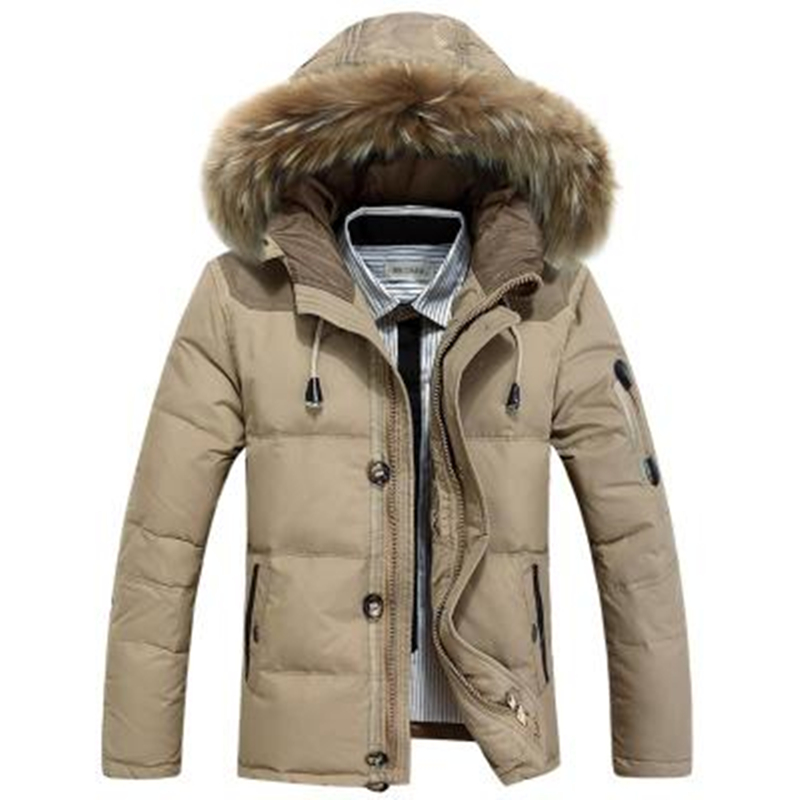 New Fashion Winter Jacket youth Short Jacket thickening Warm Hooded Coat Outer layer Thickening Cold resistane Outwear LXT20