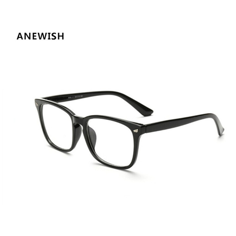 2017 Russia Hot Popular Fashion Eye Glasses For Women Transparent Spectacle Frames Men's Computer Eyeglasses Male Female Goggles