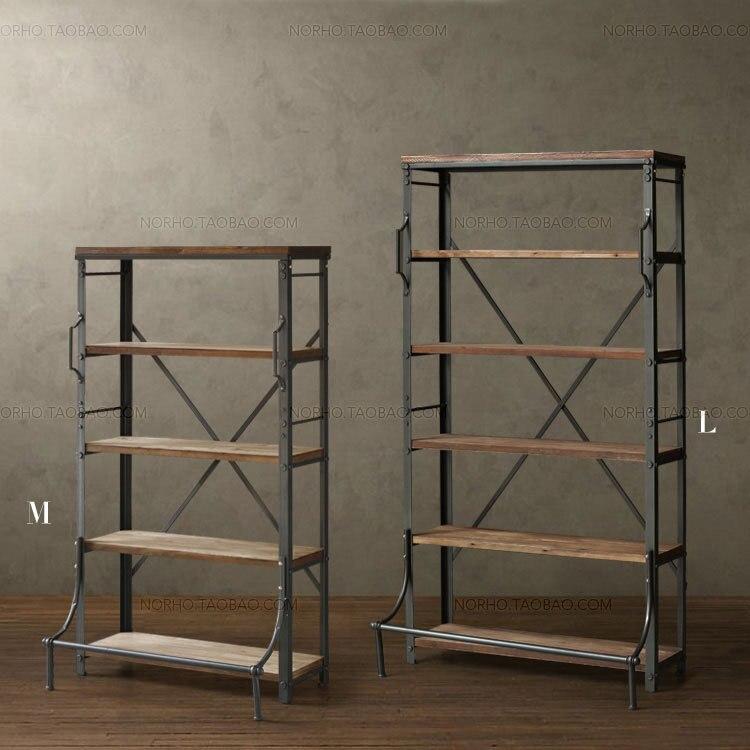 Iron Wood Bookcase Amazing Bookcases