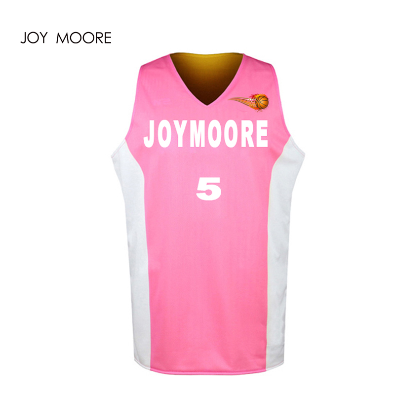 578537059f7 2017 2018 joymoore Hot sale Reversible Basketball uniform Breathable Custom-in  Basketball Jerseys from Sports & Entertainment on Aliexpress.com | Alibaba  ...