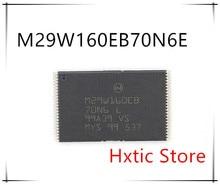 NEW 10PCS  M29W160EB70N6 M29W160EB 70N6 M29W160EB70N6E TSOP-56  IC