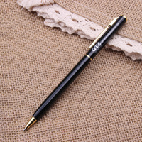 500pcs Set DHL Fast Shipping Hotsales Metal Pen Ball Pen Custom Logo Gift Metal Pen Wholesale