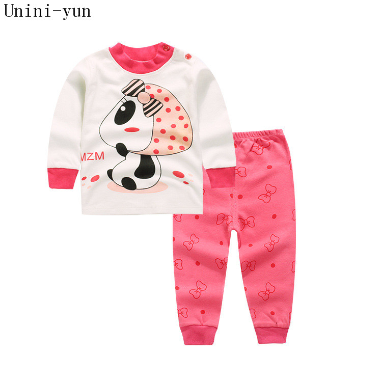 Baby Girl clothes 2017Brand Spring kids clothes sets t-shirt+pants suit clothing Pink Clothes newborn sport suits Autumn clothes baby boy clothes 2017 brand summer kids clothes sets t shirt pants suit clothing set star printed clothes newborn sport suits