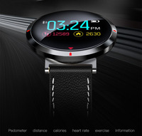 2018 NEW S2 Bluetooth Color Screen Smart Watch Blood Pressure Heart Rate Monitor Fitness Tracker Smartwatch For Android iOS