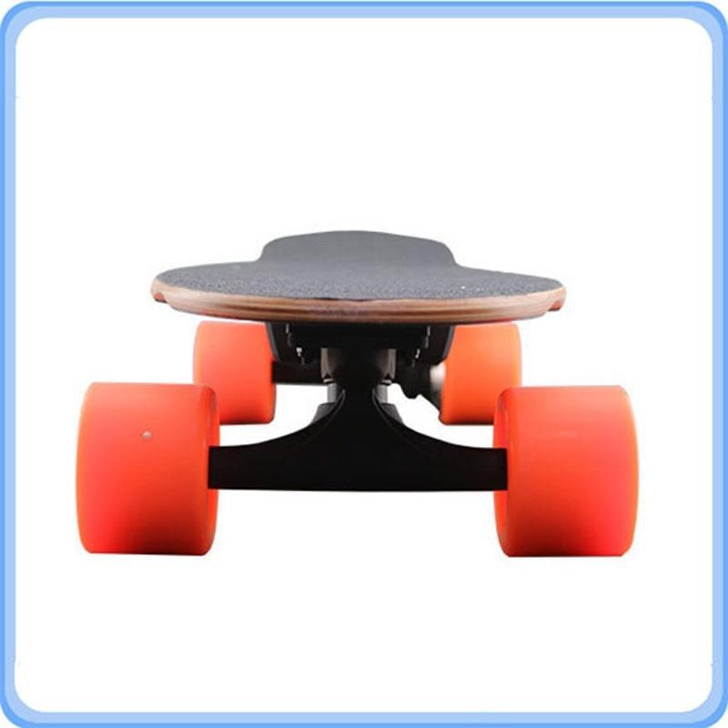 4 wheels Electric hoverboard Skateboard oxboard giroskuter Remote penny board smart wheel Scooter waveboard hoverboard longboard