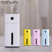 Small D humidifier USB Aroma Essential Oil Diffuser Ultrasonic Cool Mist Humidifier Air Purifier Change LED Night light for Home цена и фото