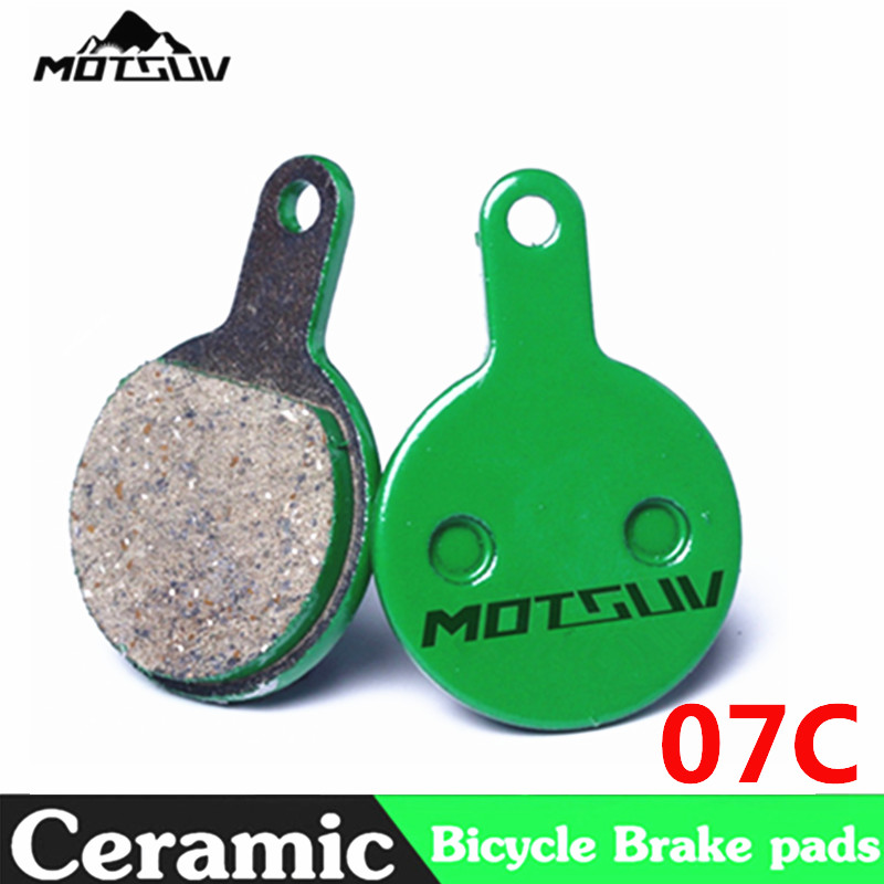 BODYART Semi-Metal Pads for Tektro Lyra Novela Iox Bike Disc Brake