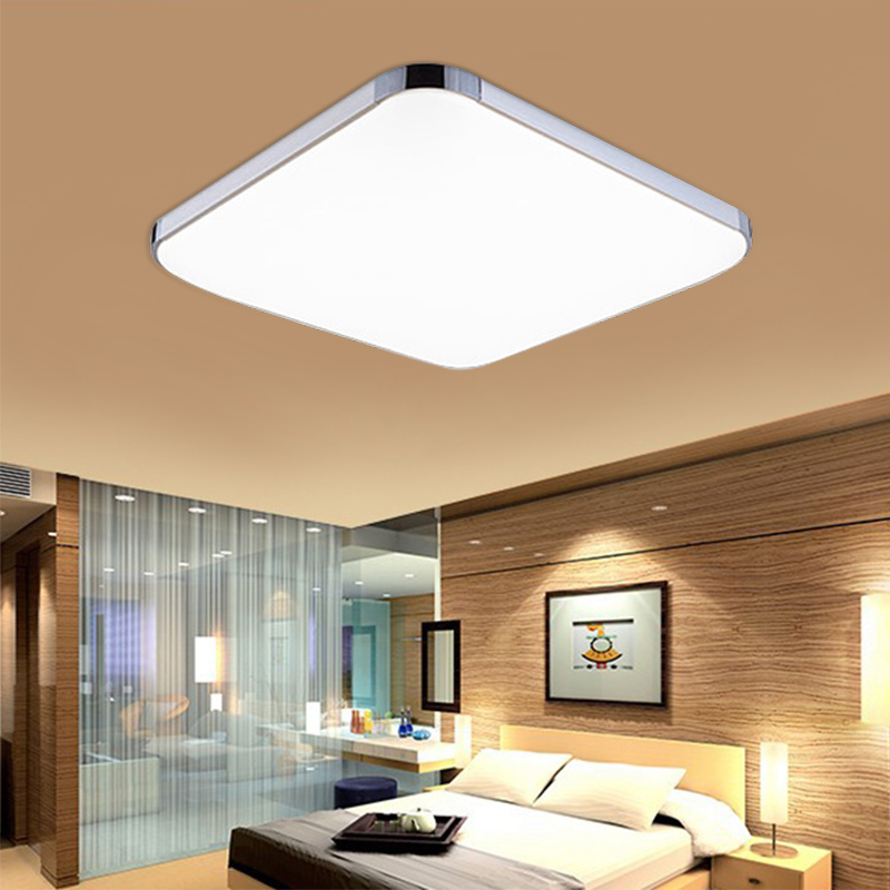 Ledpanellight Lamp Ceiling Ledceilinglight Warm White Light 15W LED Lightsamplighting for Recessedceilinglight|Ceiling Lights| |  - title=