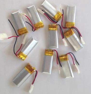 3,7 V 501025 051025P Литий-полимерный аккумулятор с защитной панелью, используется для bluetooth MP3, MP4