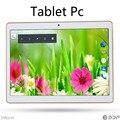 10 Pulgadas Llamada de Teléfono Android Quad Core Tablet pc Android 4.4 2 GB 16 GB WiFi 3G External GPS FM Bluetooth 2G + 16G Tablets Pc