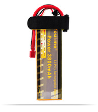 You&me 3800MAH 7.4V 35C MAX 70C AKKU LiPo RC Battery For RC TRAXXAS Cars Boats Helicopter RC toys