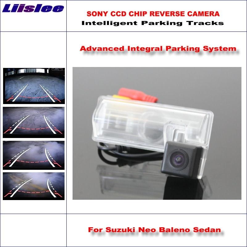 Neo Baleno: Liislee Intelligent Parking Tracks Car Rear Camera For
