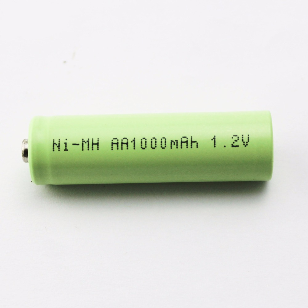 AA 1.2V Ni-MH rechargeable battery 1000mAh Telecontrol digital electronic product 2a battery