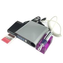 30000 Rpm Electric Acrylic Nail File Manicure Kit 110-220V Eu Plug Nail Art Nail Tools