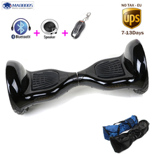 MAOBOOS Drift Hoverboard Smart Self Balancing Electric Scooters RU Stock Two wheels gyroscope Bluetooth Skateboard hoverboards