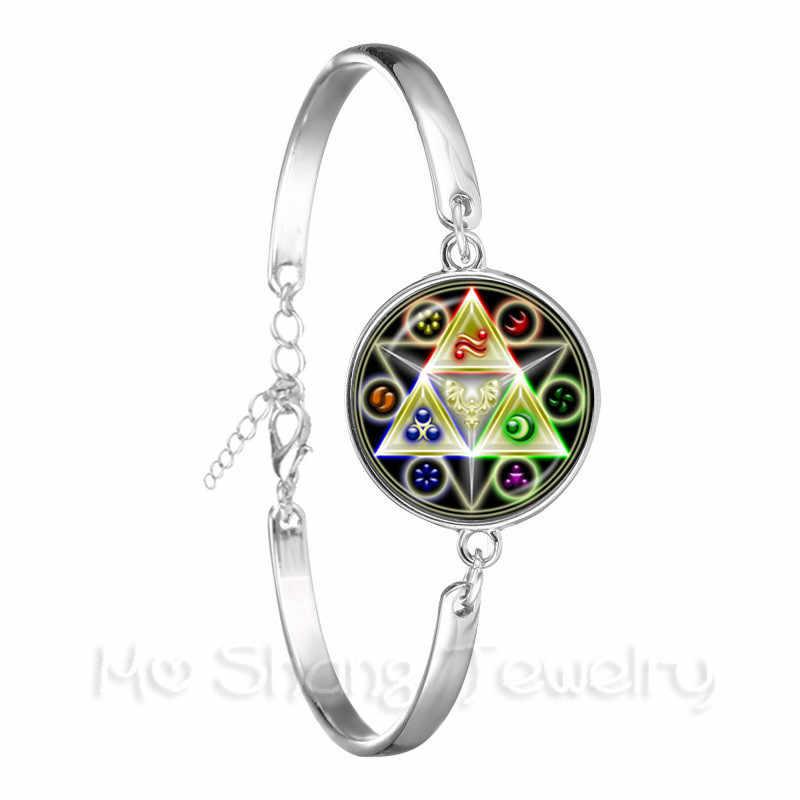 Celtics Logo chaîne Bracelet Wicca bijoux Talisman et traitement des blessures FIT Religion croyance Souvenir chaîne Bracelet
