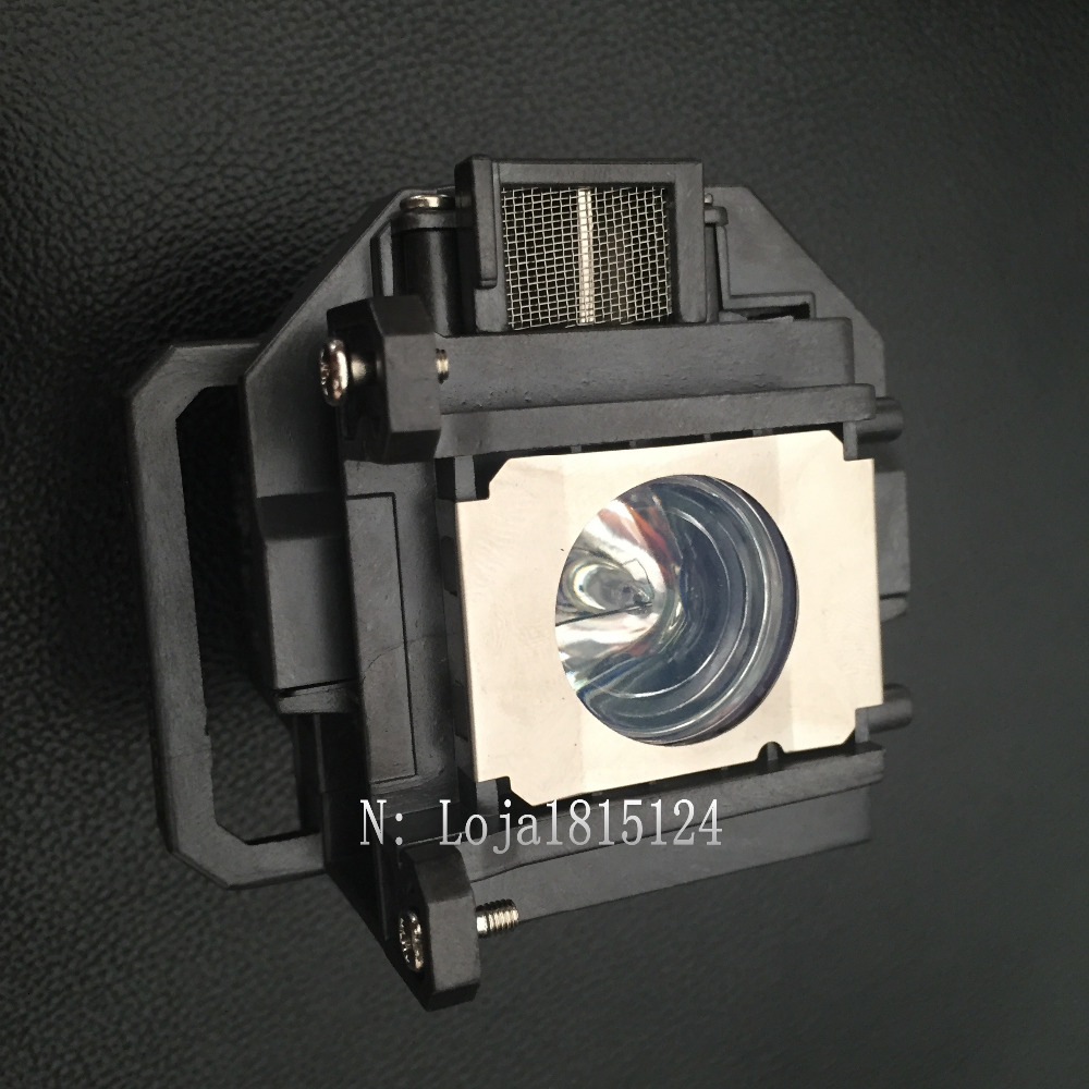 ELPLP53 / V13H010L53 Replacement Lamp with Housing for EPSON EB-1830/1900/1910/1915/1920W/1925W Projectors настольные часы uniel utl 15rwx