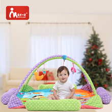 Baby Crawling Mat Musical Game Carpet Mats Super large safe game blanket baby fitness Frame children 's educational toys