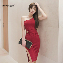 Plus Size Solid Party Dress Women Summer Black Sleeveless Hollow Out Knee Office Lady Dress for Women Sexy Bodycon Dresses 2018